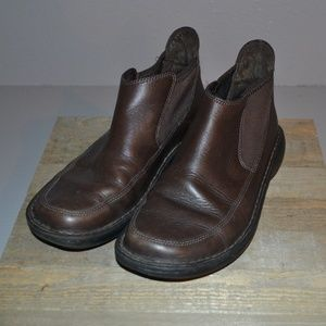 MERRELL LEATHER SHOES/ANKLEBOOTS